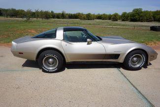 1982 Chevrolet Corvette 30th Anniversary Edition Blanchard, Oklahoma