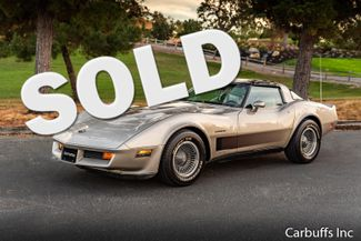 1982 Chevrolet Corvette Collectors Edition | Concord, CA | Carbuffs in Concord