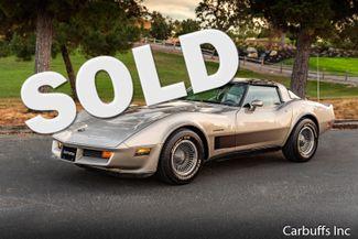 1982 Chevrolet Corvette Collectors Edition | Concord, CA | Carbuffs in Concord