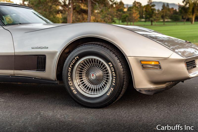 1982 Chevrolet Corvette Collectors Edition | Concord, CA | Carbuffs in Concord, CA
