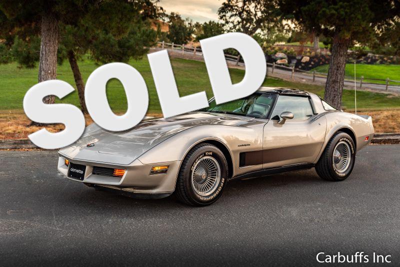 1982 Chevrolet Corvette Collectors Edition | Concord, CA | Carbuffs