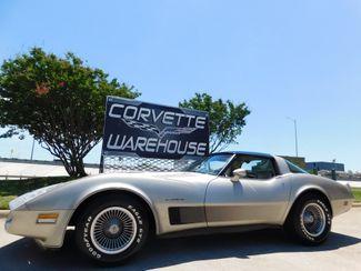 1982 Chevrolet Corvette Collectors Edition Coupe, Glass Tops, Original 39k in Dallas, Texas 75220