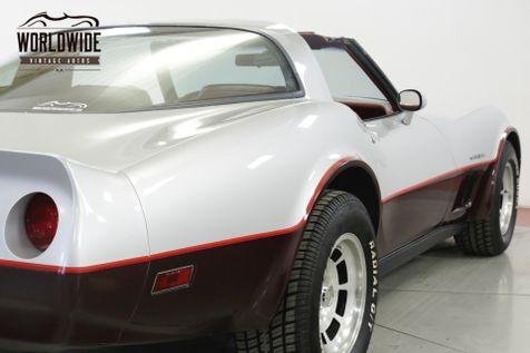1982 Chevrolet CORVETTE  V8 T-TOP  | Denver, CO | Worldwide Vintage Autos in Denver, CO