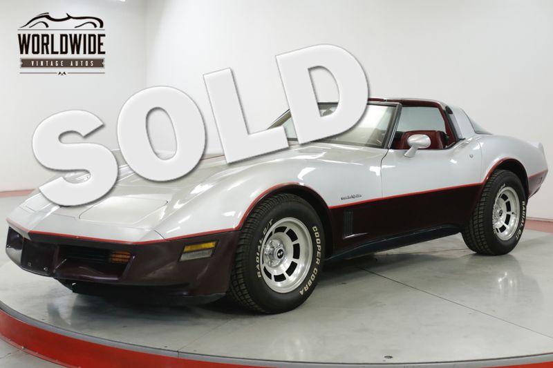 1982 Chevrolet CORVETTE  V8 T-TOP  | Denver, CO | Worldwide Vintage Autos