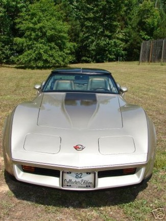 1982 Chevrolet Corvette Liberty Hill, Texas