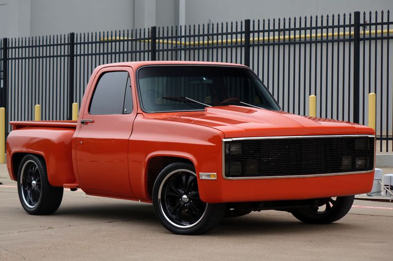 1982 Chevrolet Pickup C10* Stepside* 454 Engine***   Plano, TX   Carrick's Autos in Plano TX