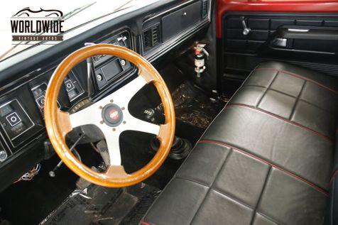1975 Ford F250 HIGH BOY FRAME OFF RESTORED 4x4 LIFT CHROME | Denver, CO | Worldwide Vintage Autos in Denver, CO
