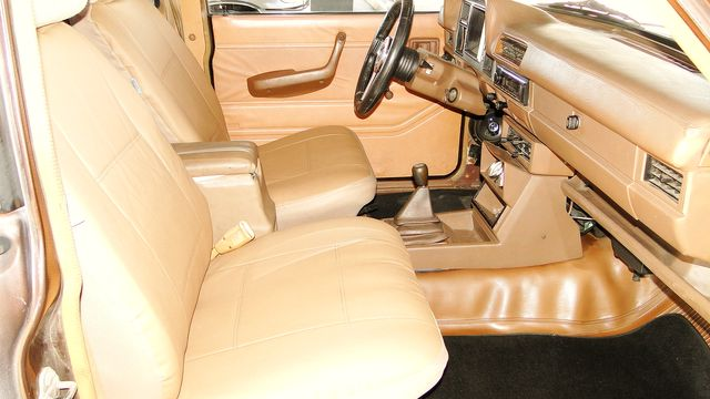 1982 Datsun/Nissan 720 4WD PICK UP KING KAB Phoenix, Arizona 15