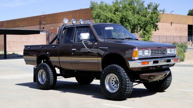 1982 Datsun/Nissan 720 4WD PICK UP KING KAB Phoenix, Arizona 8