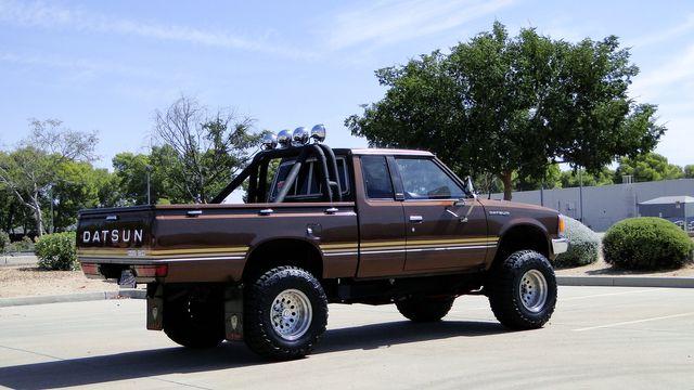 1982 Datsun/Nissan 720 4WD PICK UP KING KAB Phoenix, Arizona 10