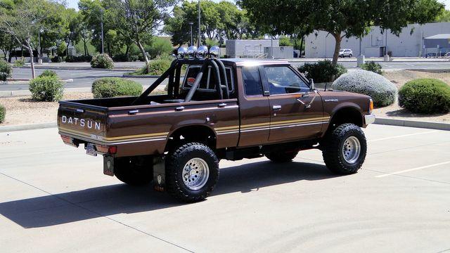 1982 Datsun/Nissan 720 4WD PICK UP KING KAB Phoenix, Arizona 22