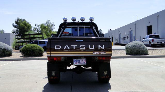 1982 Datsun/Nissan 720 4WD PICK UP KING KAB Phoenix, Arizona 23