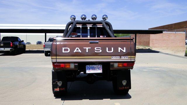 1982 Datsun/Nissan 720 4WD PICK UP KING KAB Phoenix, Arizona 11