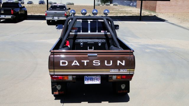 1982 Datsun/Nissan 720 4WD PICK UP KING KAB Phoenix, Arizona 14