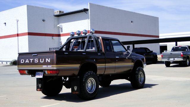 1982 Datsun/Nissan 720 4WD PICK UP KING KAB Phoenix, Arizona 7