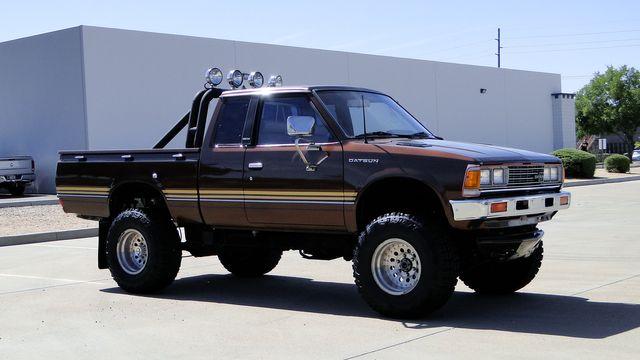 1982 Datsun/Nissan 720 4WD PICK UP KING KAB Phoenix, Arizona 2