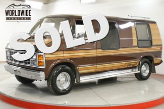 1982 Dodge VAN 2500 SPORTSCRAFT ORIGINAL TIME CAPSULE AC  | Denver, CO | Worldwide Vintage Autos in Denver CO