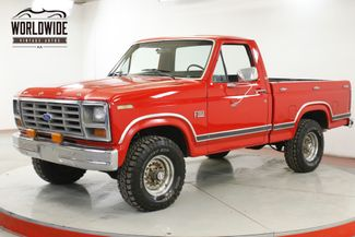 1982 Ford F150 LARIAT XLT 4X4 PS PB 2500 MI RARE SHORT BED  | Denver, CO | Worldwide Vintage Autos in Denver CO