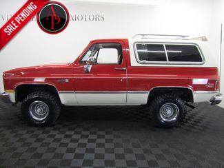 1982 GMC Jimmy 66K RARE DIESEL SIERRA CLASSIC in Statesville, NC 28677