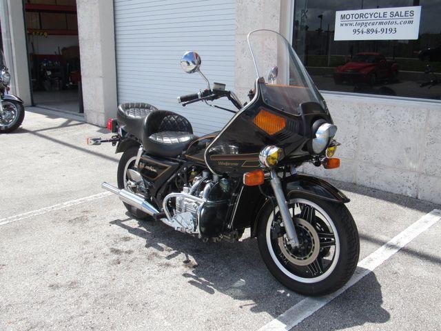 1982 Honda GL1100 in Dania Beach Florida, 33004
