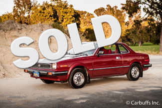 1982 Honda Prelude Sport Coupe | Concord, CA | Carbuffs in Concord