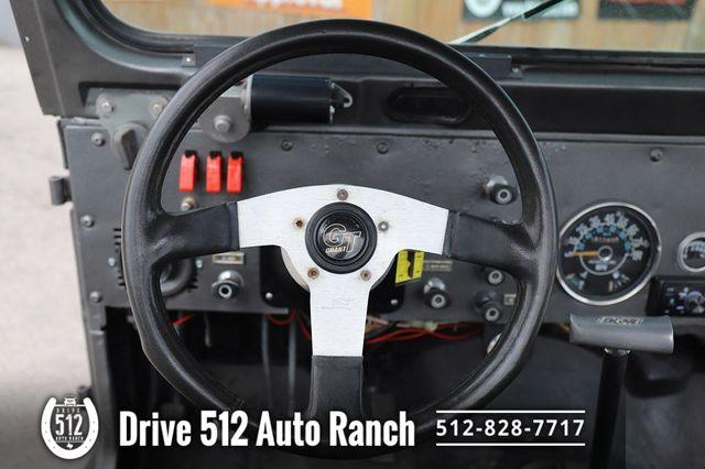 1982 Jeep CJ 4WD CJ5 in Austin, TX 78745
