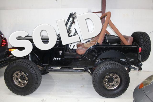 1982 Jeep CJ 4WD CJ5 CUSTOM Houston, Texas 0