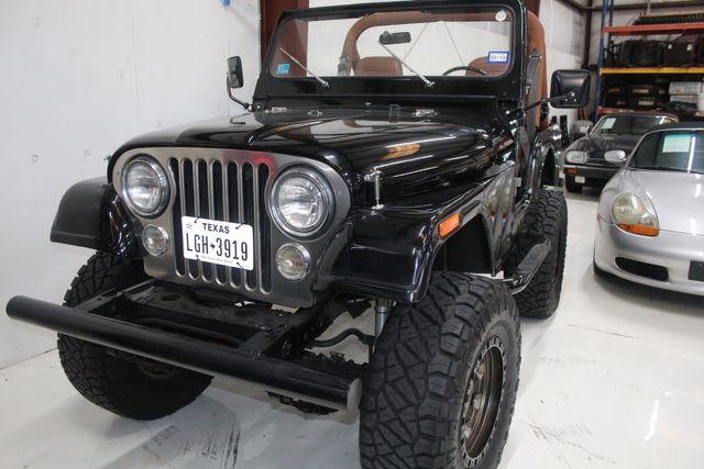 1982 Jeep CJ 4WD CJ5 CUSTOM Houston, Texas 3