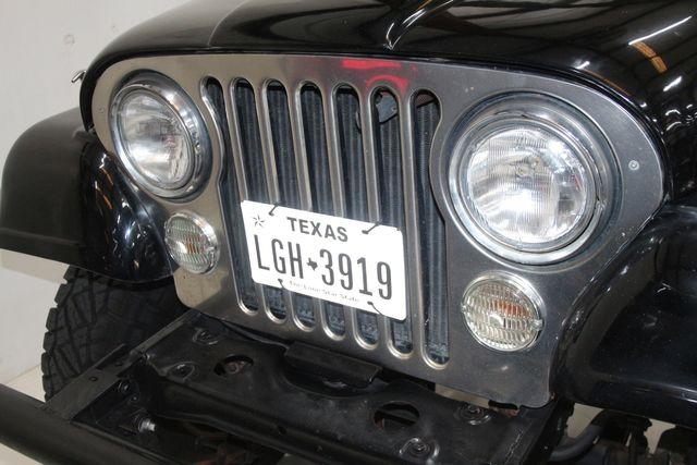 1982 Jeep CJ 4WD CJ5 CUSTOM Houston, Texas 5