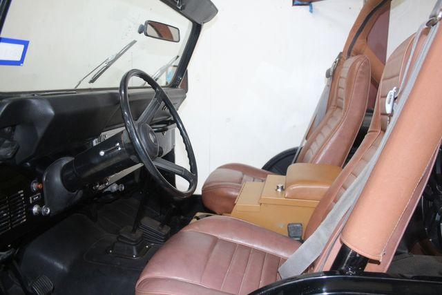 1982 Jeep CJ 4WD CJ5 CUSTOM Houston, Texas 8