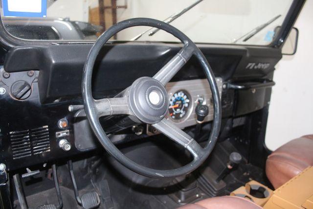 1982 Jeep CJ 4WD CJ5 CUSTOM Houston, Texas 9