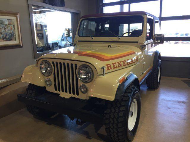 1982 Jeep CJ 4WD Renegade CJ7 in Boerne, Texas 78006