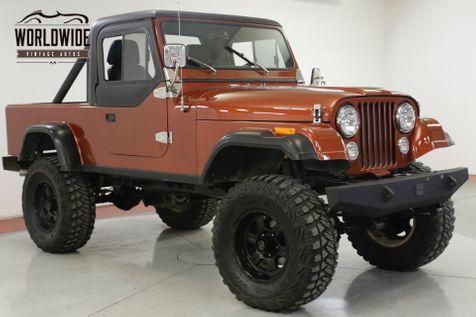 1982 Jeep CJ8 SCRAMBLER RESTORED LS CONVERSION! 4x4 AUTO | Denver, CO | Worldwide Vintage Autos in Denver, CO