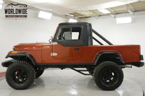 1982 Jeep CJ8 SCRAMBLER RESTORED LS CONVERSION! 4x4 AUTO   Denver, CO   Worldwide Vintage Autos in Denver, CO