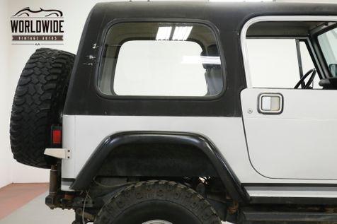 1982 Jeep CJ  360 V8 MANUAL 4X4 35 INCH TIRES AIR LOCKERS   | Denver, CO | Worldwide Vintage Autos in Denver, CO