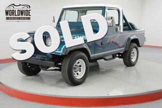 1982 Jeep SCRAMBLER RESTORED 4.2L PS PB REMOVABLE TOP 4X4  | Denver, CO | Worldwide Vintage Autos in Denver CO