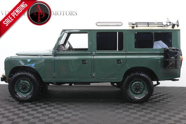 1982 Land Rover SANTANA 109 4 DOOR DIESEL