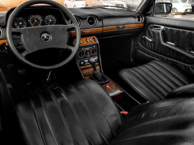 1982 Mercedes-Benz 240 Series 240D Burbank, CA 10
