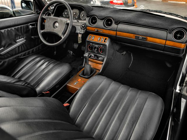 1982 Mercedes-Benz 240 Series 240D Burbank, CA 12