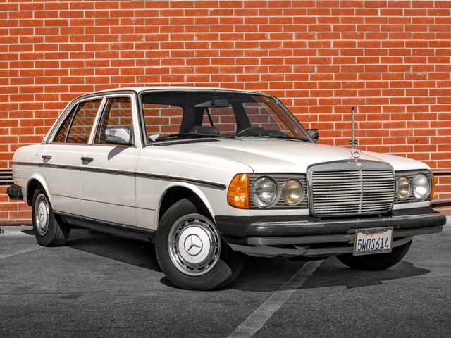 1982 Mercedes-Benz 240 Series 240D Burbank, CA 1
