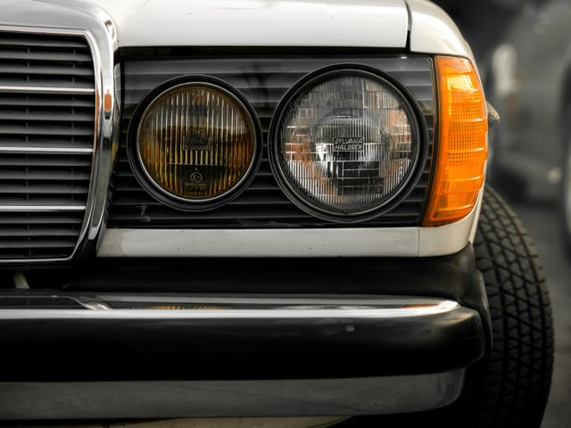 1982 Mercedes-Benz 240 Series 240D Burbank, CA 22