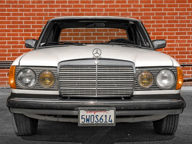 1982 Mercedes-Benz 240 Series 240D Burbank, CA 2