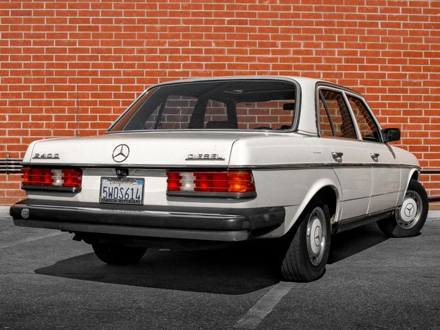 1982 Mercedes-Benz 240 Series 240D Burbank, CA 6