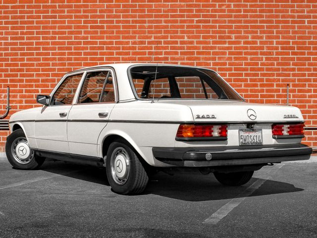 1982 Mercedes-Benz 240 Series 240D Burbank, CA 7