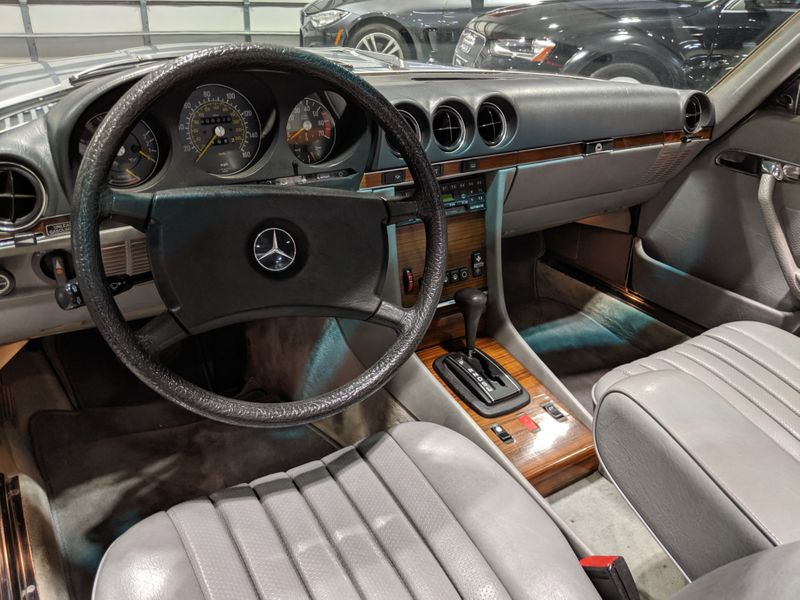 1982 Mercedes-Benz 380 Series 380SL  Lake Forest IL  Executive Motor Carz  in Lake Forest, IL