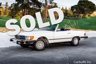 1982 Mercedes-Benz 380SL 380 SL | Concord, CA | Carbuffs in Concord