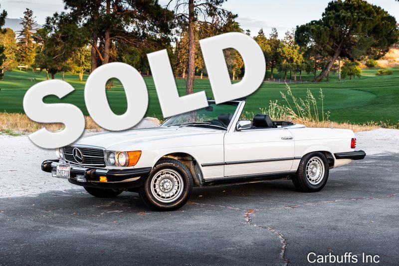 1982 Mercedes-Benz 380SL 380 SL | Concord, CA | Carbuffs