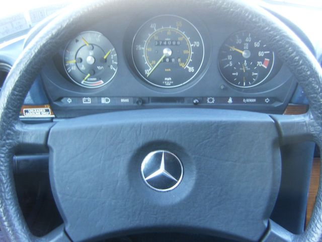 1982 Mercedes-Benz 380SL Convertible West Chester, PA 10