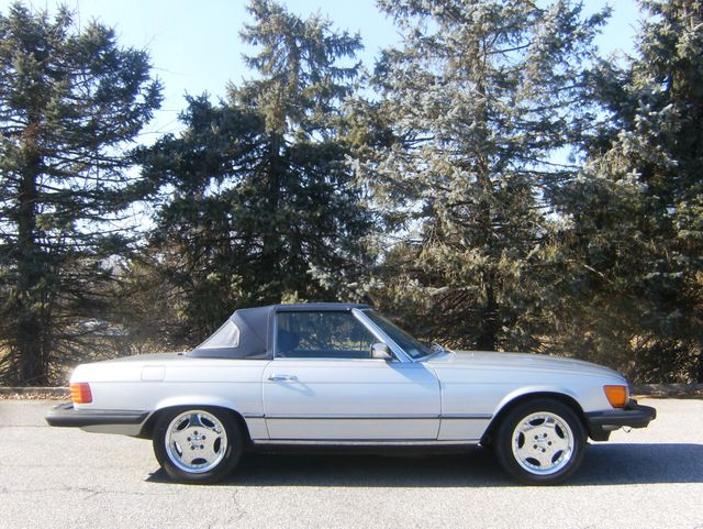1982 Mercedes-Benz 380SL Convertible West Chester, PA 1