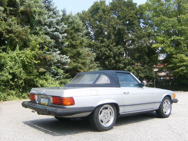 1982 Mercedes-Benz 380SL Convertible in West Chester, PA 19382